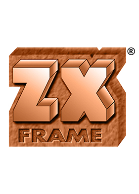ZX-FRAME® Nesting Transport Racks logo