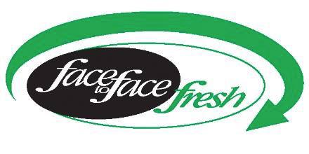 Face to face fresh logo